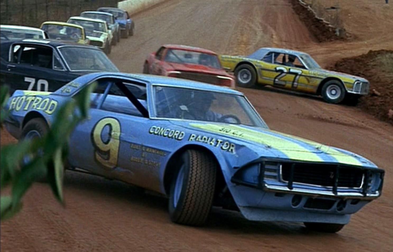 Old School NASCAR American Vintage