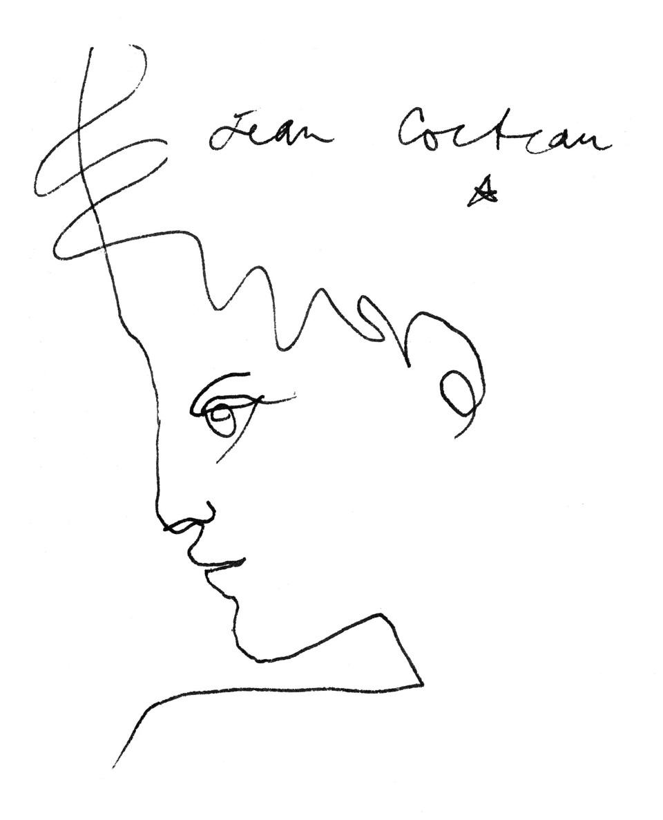 Jean Cocteau paris