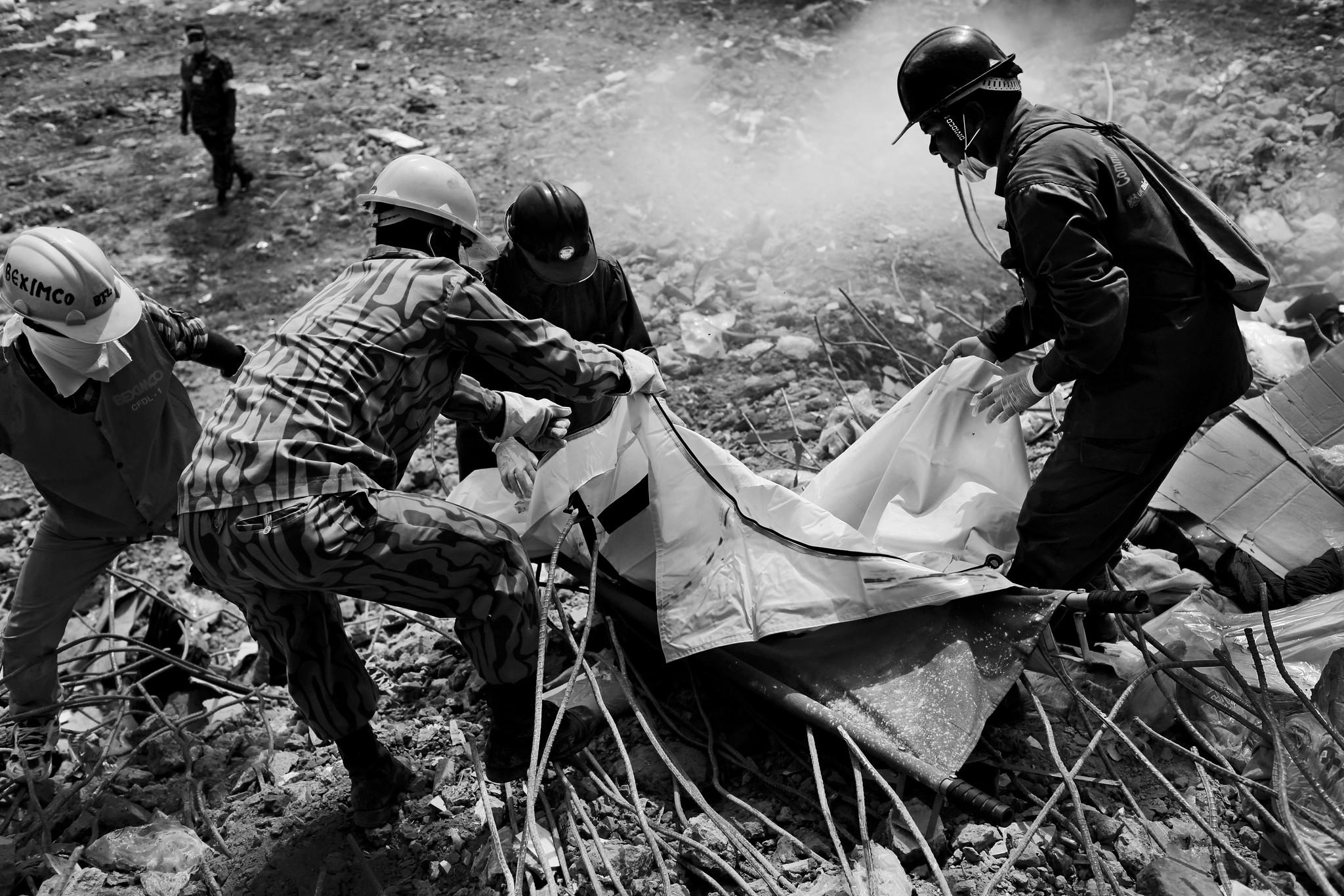 Savar Tragedy, Garments Industry and Bangladesh