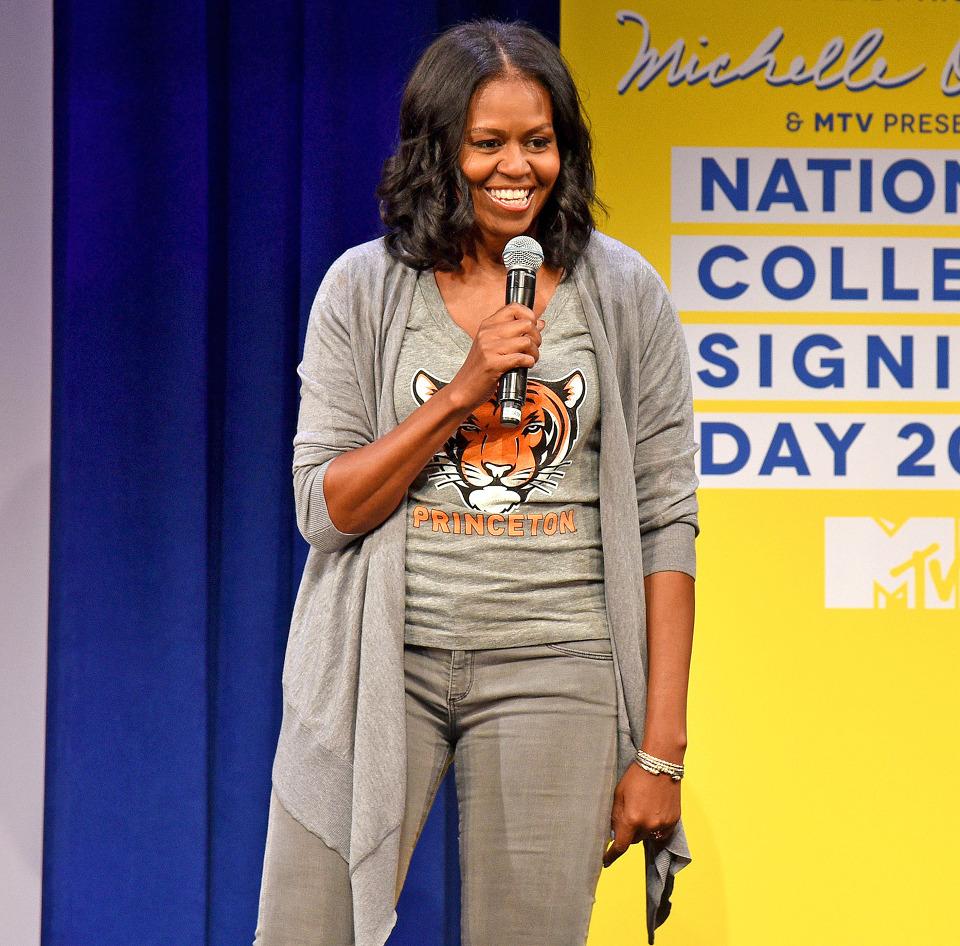 Michelle Obama · Stampsy
